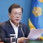 韓国の文ジェイン大統領は統治哲学を持っている人か!疑わしい。