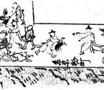 朝鮮通信使の鶏泥棒とされる絵は本当か?